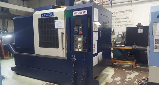 1 unit CNC milling Kasuga KV-540  DNM 500 (1020x548x510)