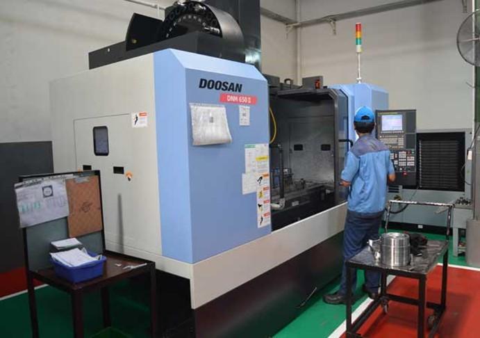 1 Unit CNC milling Doosan DNM 650 (1500x670x625)